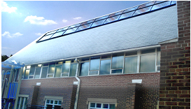 Neighbourhood Unitarian Church goes green with solar panels